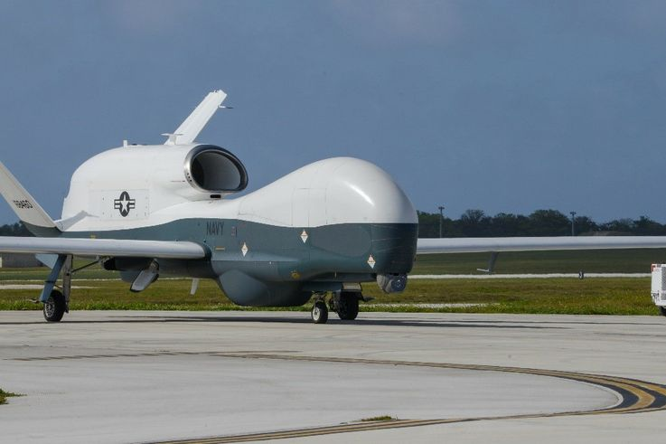 MQ-4C Triton Deployed, Quickly Became an 'Invaluable Asset'