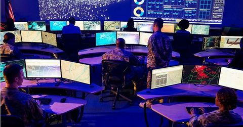 Northrop Grumman to Build Data System for Defense Intelligence Agency