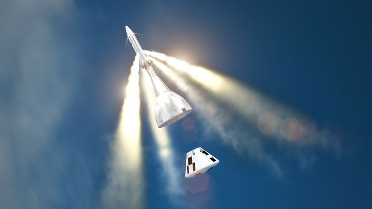 Northrop Grumman to Support NASAs Artemis Missions with Motors for Orion Spacecrafts Launch Abort System_1