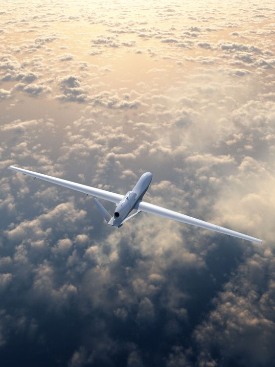 Northrop Grumman Initiates Build of First Australian Triton_1