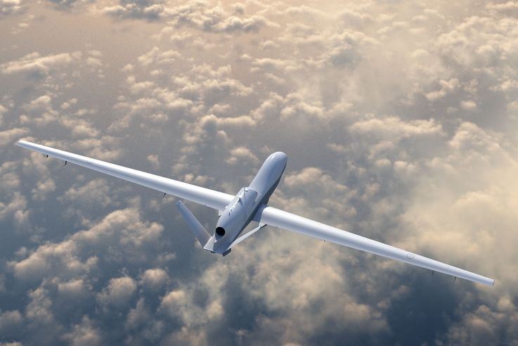 Northrop Grumman Initiates Build of First Australian Triton