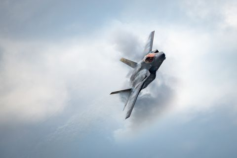 Northrop Grumman to Enable New F-35 Warfighting Capability
