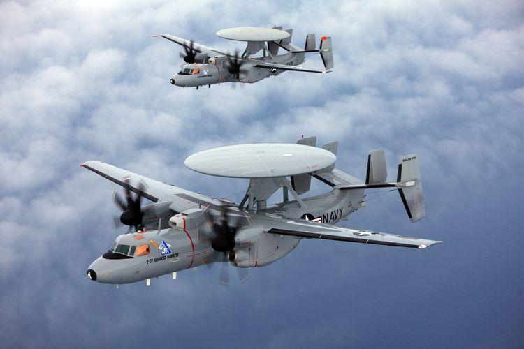 France Signs Agreement to Purchase Northrop Grummans E-2D Advanced Hawkeye