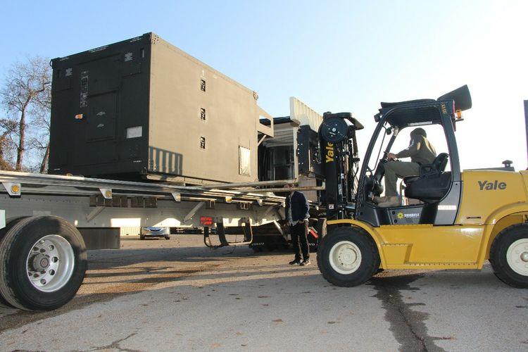Northrop Grumman Begins Production of Poland WISLA Engagement Operations Centers