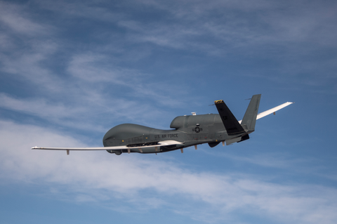 Northrop Grumman Awarded $3.6 Billion ID/IQ Battlefield Airborne Communications Node Contract
