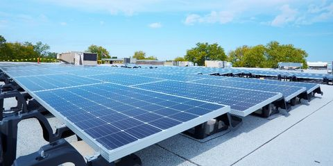 Rolling Meadows Site Now Home to Northrop Grummans Largest On-Site Solar Energy System_1