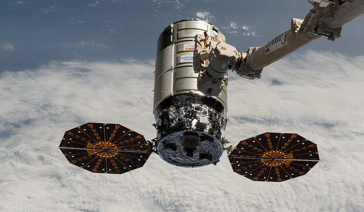 Northrop Grummans SharkSat Payload Showcases Agility from the Ground to Orbit_2
