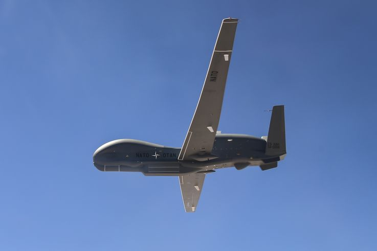 NATO Alliance Ground Surveillance Force Achieves Initial Operating Capability