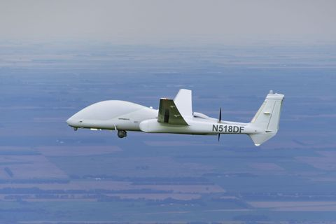 Northrop Grumman's Optionally-Manned Firebird Demonstrates Operational Flexibility