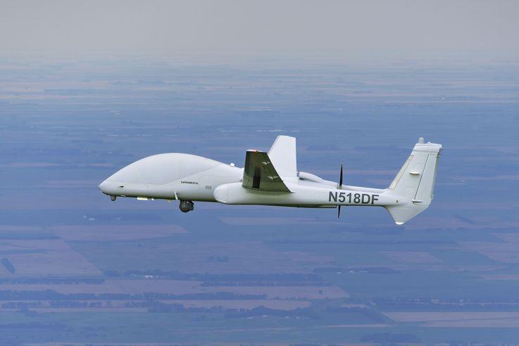 Northrop Grumman's Optionally-Manned Firebird Demonstrates Operational Flexibility