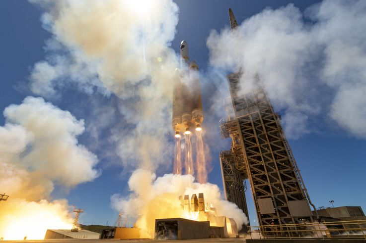 Northrop Grumman Contributes to Successful National Security Launch