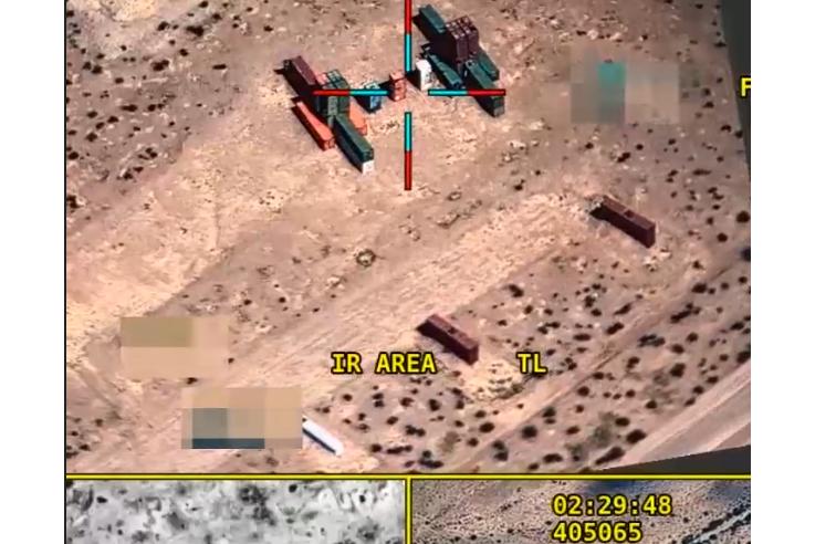 Northrop Grumman LITENING Color Targeting Pods Enter Service