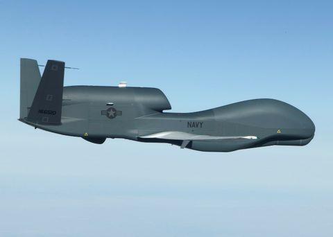 Northrop Grumman Maritime Autonomous System Surpasses 40,000 Flight Hours