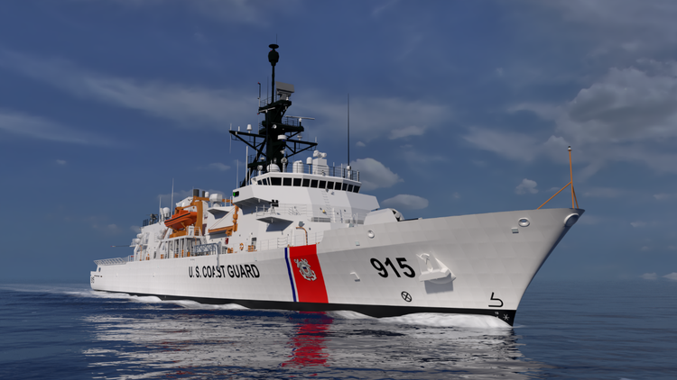 Northrop Grumman to Develop C5ISR and Control Systems for US Coast Guard Offshore Patrol Cutters