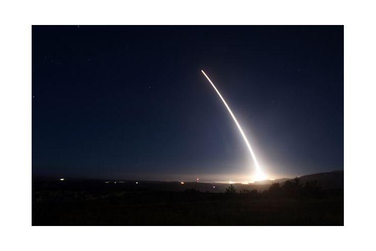 Northrop Grumman Awarded US Air Force Contract for Minuteman III Sustainment
