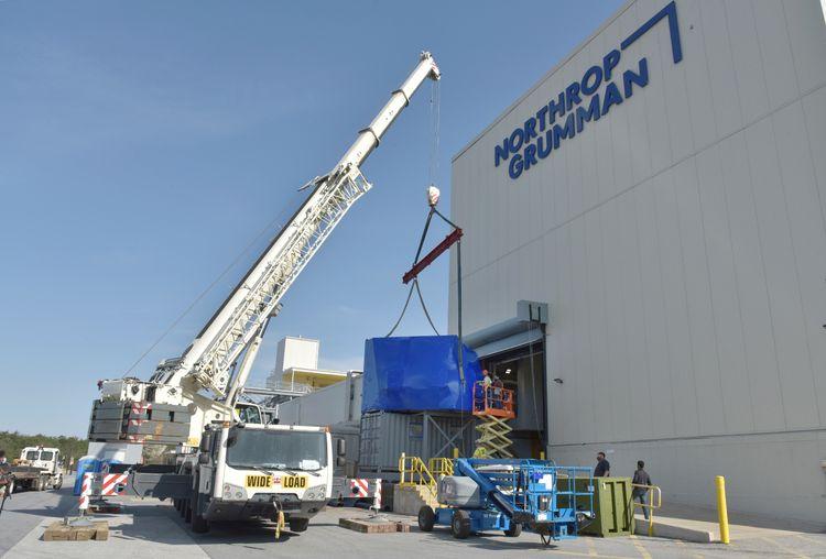 Northrop Grumman Delivers First SEWIP Block 3 System to US Navy_1