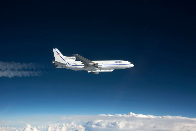 Northrop Grumman Successfully Launches Pegasus XL Rocket for the US Space Force___1