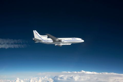 Northrop Grumman Successfully Launches Pegasus XL Rocket for the US Space Force