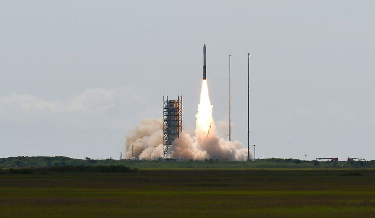 Northrop Grumman Successfully Launches Minotaur I Rocket for the National Reconnaissance Office _2