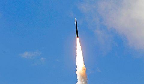 Northrop Grumman Successfully Launches Minotaur I Rocket for the National Reconnaissance Office_1