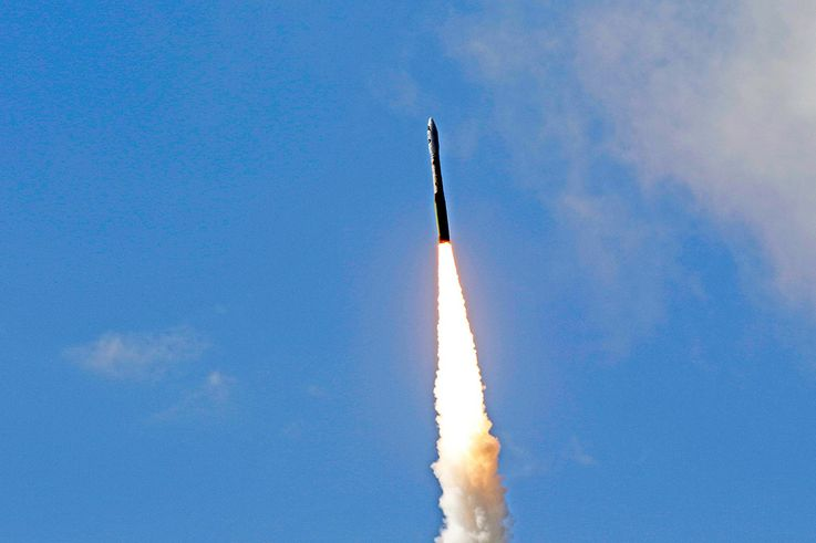 Northrop Grumman Successfully Launches Minotaur I Rocket for the National Reconnaissance Office