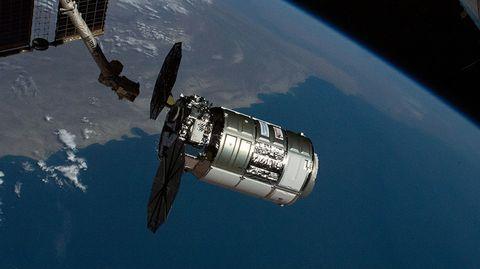 Northrop Grummans NG-15 Cygnus Spacecraft Departs International Space Station to Begin Secondary Mission