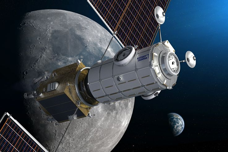 Northrop Grumman Finalizes Contract with NASA to Complete First Crew Module for Artemis Program