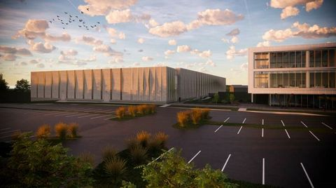 Northrop Grumman Builds Hypersonic Center of Excellence to Support National Security