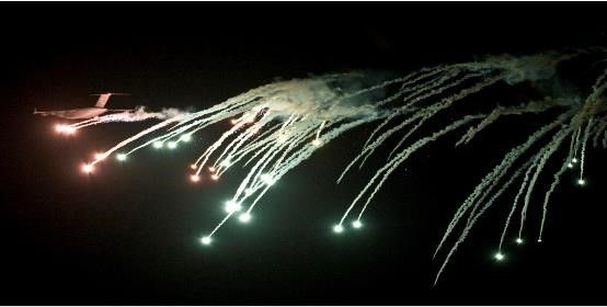 Northrop Grumman to Provide US Air Force with Countermeasure Flares