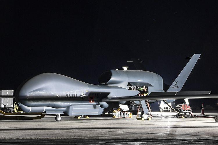 NATO Alliance Ground Surveillance Awards Sustainment and Training Support to Northrop Grumman