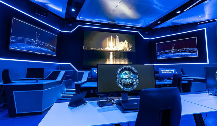 Northrop Grumman Opens Missile Defense Futures Lab in Huntsville