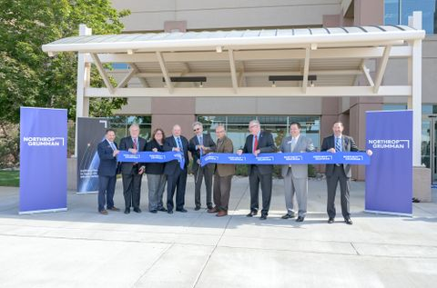 Northrop Grumman Opens New Facility Supporting Missile Defense Solutions and Ground Based Strategic Deterrent Program