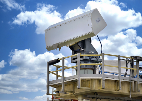 Northrop Grumman Delivers Advanced Multifunction Sensor System to AFRL and DARPA