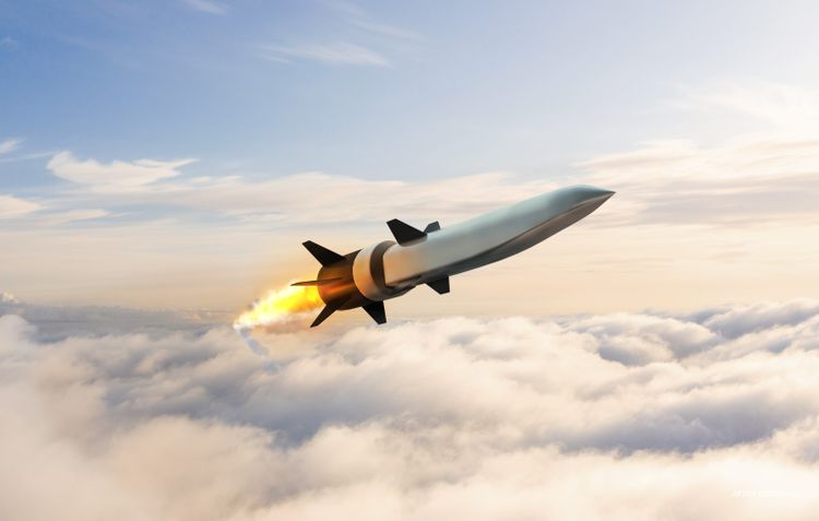 Raytheon Missiles _ Defense Northrop Grumman Successfully Test Fire Hypersonic Weapon