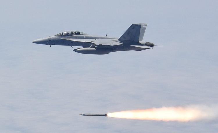 AARGM-ER Missile Achieves Successful Milestone C Decision
