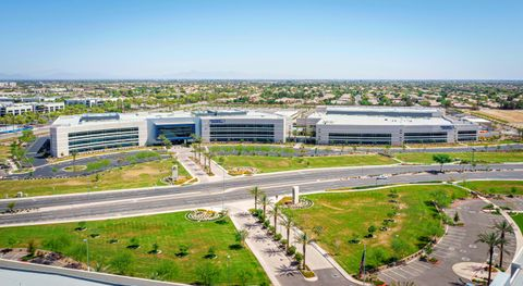 Greenhouse in the Desert - Northrop Grummans Chandler Campus Integrates Green Technology to Create Efficiencies_3
