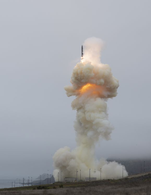 Northrop Grumman Supports Successful Flight Test for the Missile Defense Agency