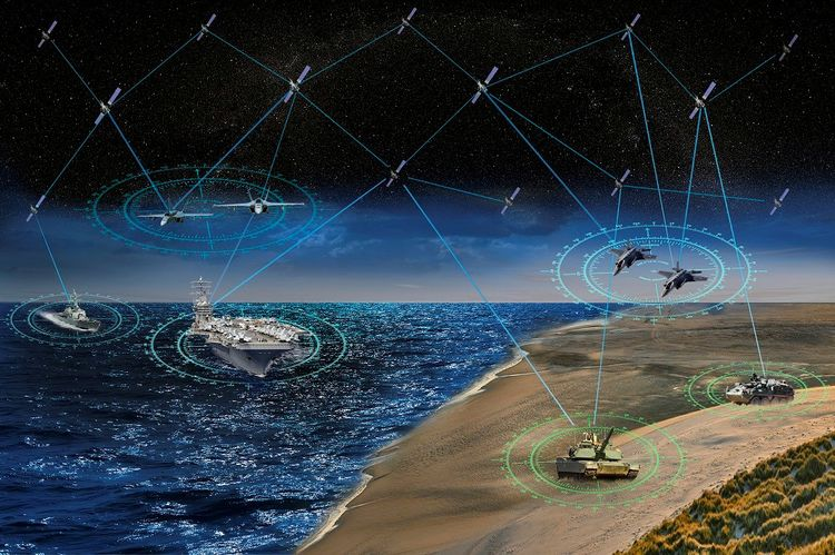 Northrop Grummans LEO Satellite Payload for DARPA Revolutionizes Positioning Navigation and Timing