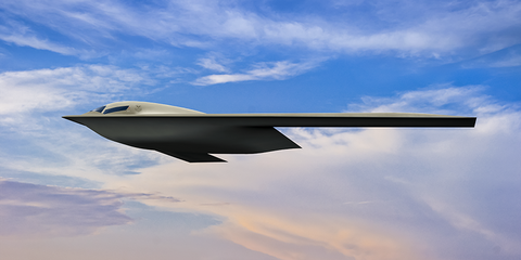 Secretary of the Air Force Opens AFA Conference Confirming Five B-21 Test Aircraft in Flow