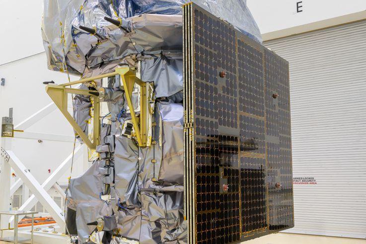 Northrop Grumman-Built Satellite Successfully Launched for NASA's Landsat 9 Mission