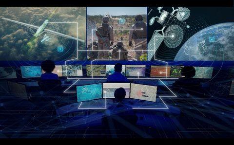 Northrop Grumman Demonstrates Rapid Software Deployment via the Cloud Leveraging Platform One