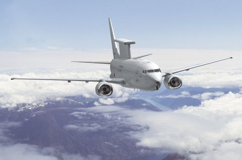 MESA Radar Sets Sights on Airborne Battlespace