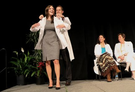 2016 White Coat Ceremony