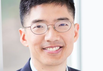 Michael Chiang, M.D., Casey Eye Institute vice-chair for ophthalmology research