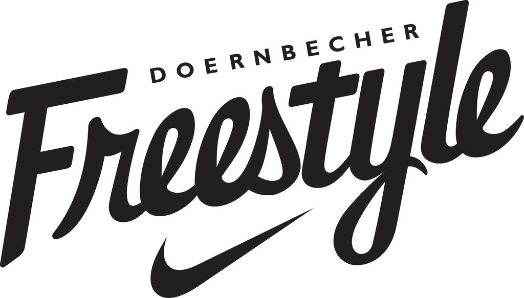 DB FREESTYLE LOGO Black