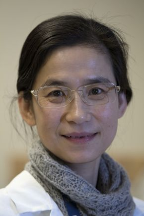 Ming-Hua Li, Ph.D.