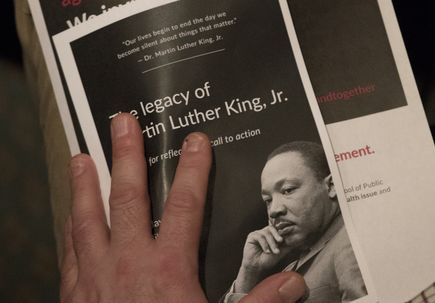 The legacy of Martin Luther King, Jr.: A time for reflection