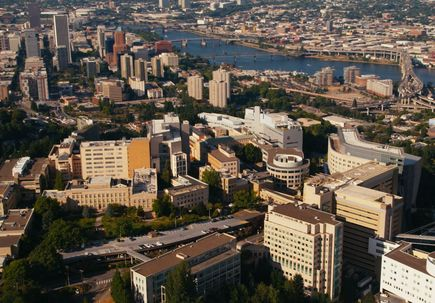 OHSU and Oregon: Together for health
