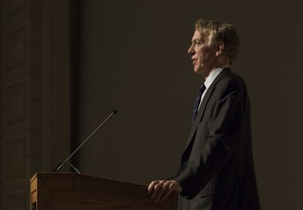 State of the School of Medicine address captures moment of growth, investment and change