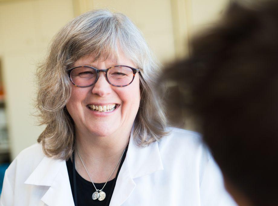 Dr. Sancy Leachman